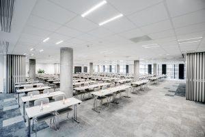 Sala Szkoleniowa POWIERZCHNIA: 462 m²